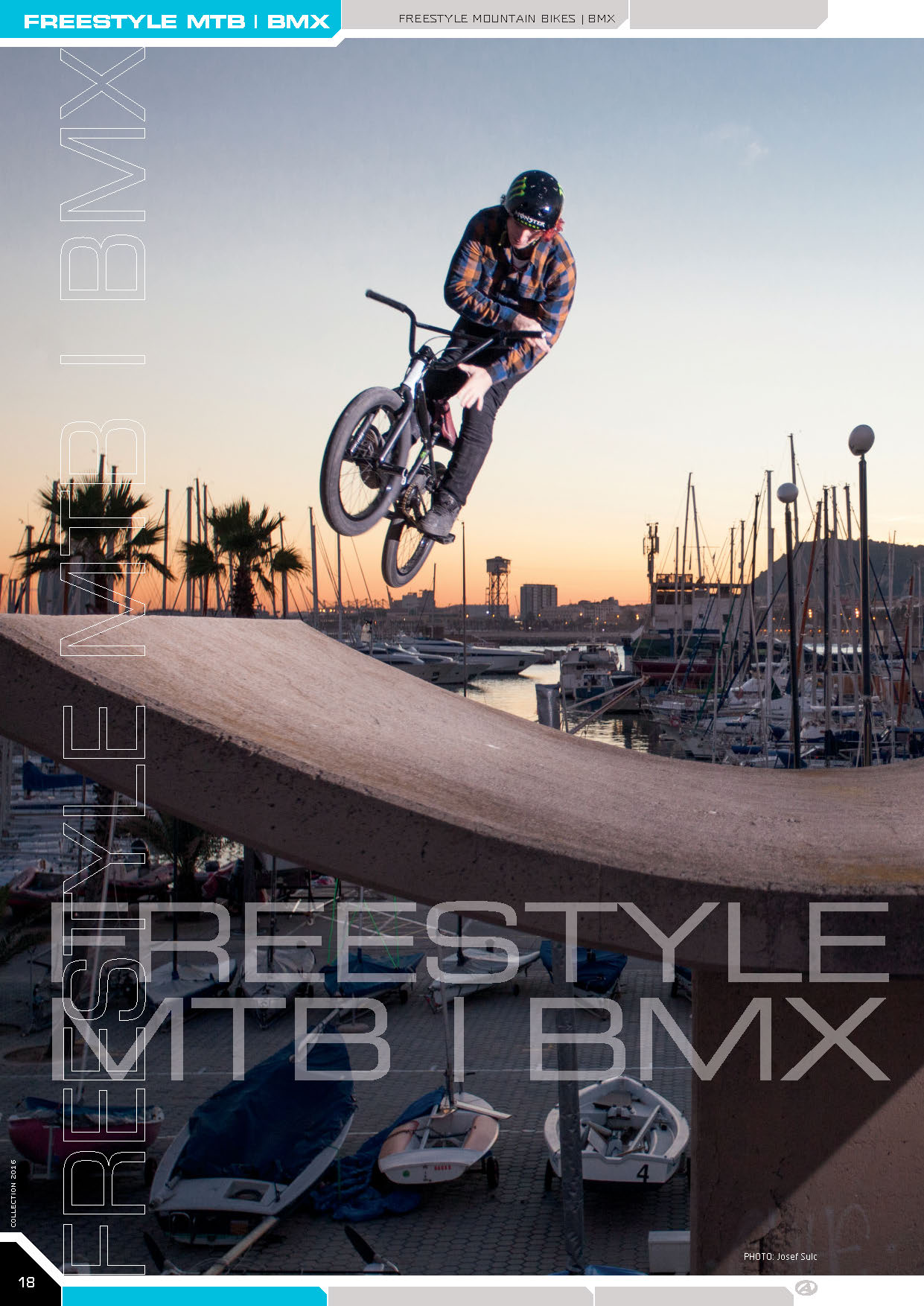 FREESTYLE MTB - freestyle mountain bikes | BMX