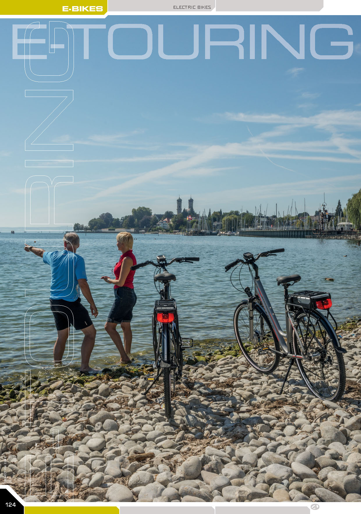 E-TOURING - electric bikes