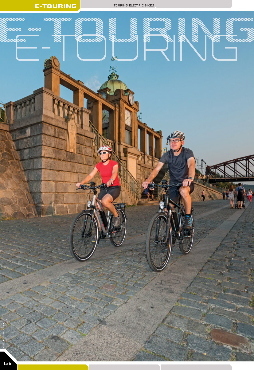 E-TOURING - touring electric bikes
